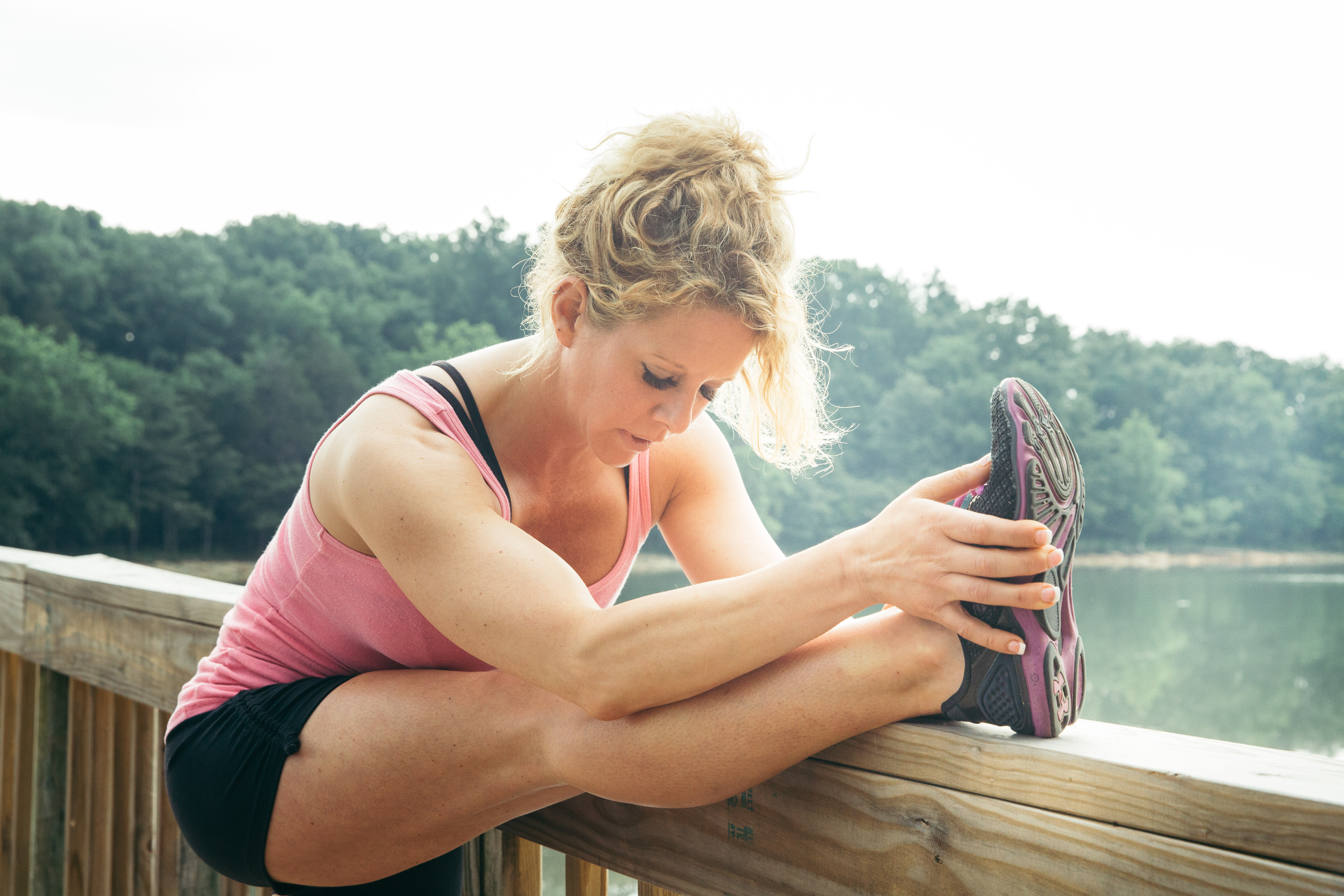 Eve Overland's Toughest Workout